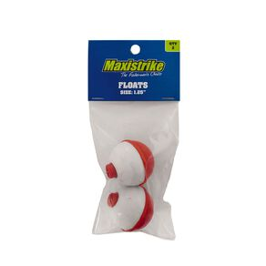 Maxistrike Floats 1.25 inch 2 Pack
