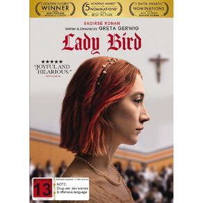 Lady Bird DVD 1Disc