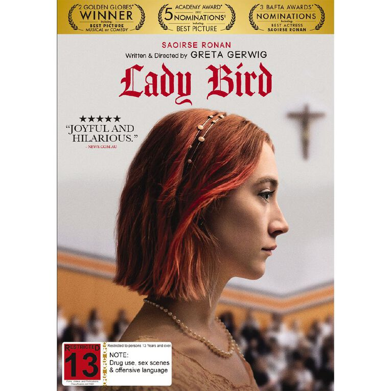 Lady Bird DVD 1Disc, , hi-res