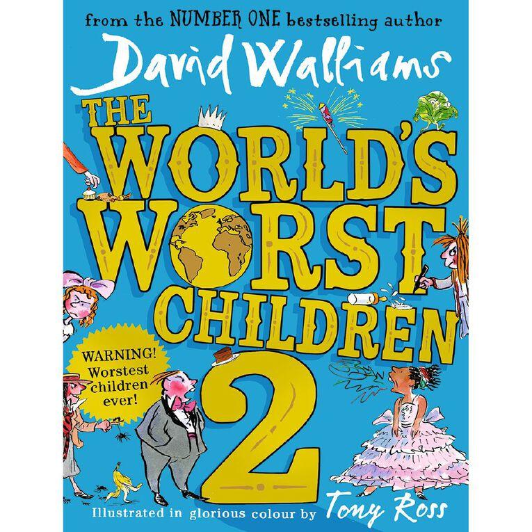 The World's Worst Children #2 by David Walliams, , hi-res