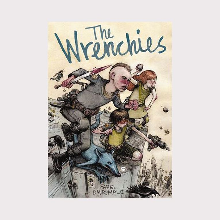 Wrenchies by Farel Dalrymple, , hi-res