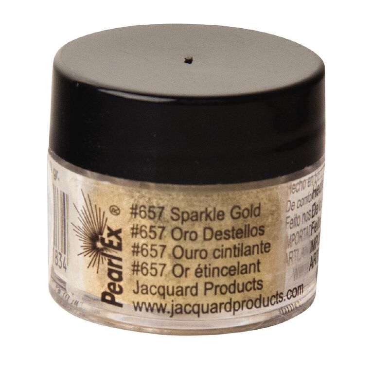 Jacquard Pearl Ex 3g Sparkle Gold, , hi-res