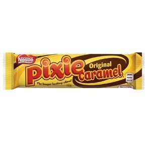 Nestle Pixie Caramel Original 50g