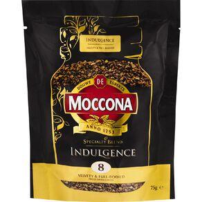 Moccona Coffee Freeze Dried Indulgence Refill 75g