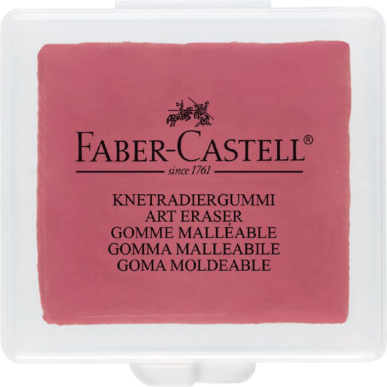 Faber-Castell Kneadable Art Eraser Assorted, , hi-res