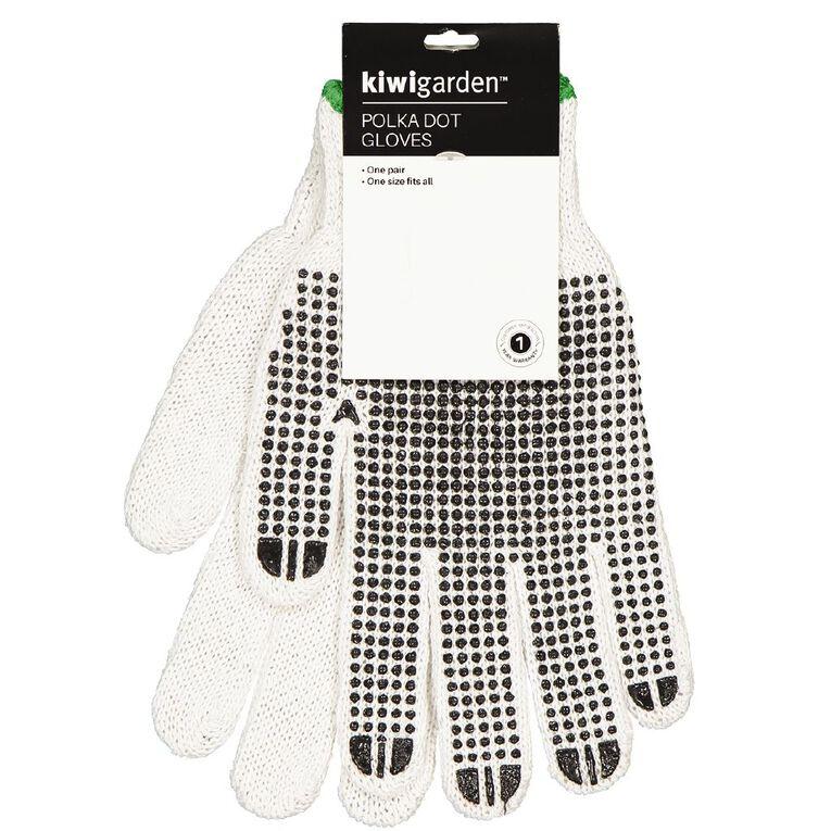 Kiwi Garden Polka Dot Gloves, , hi-res
