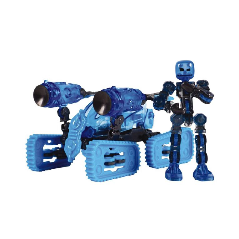 Zing KlikBot Mega Pack Assorted, , hi-res