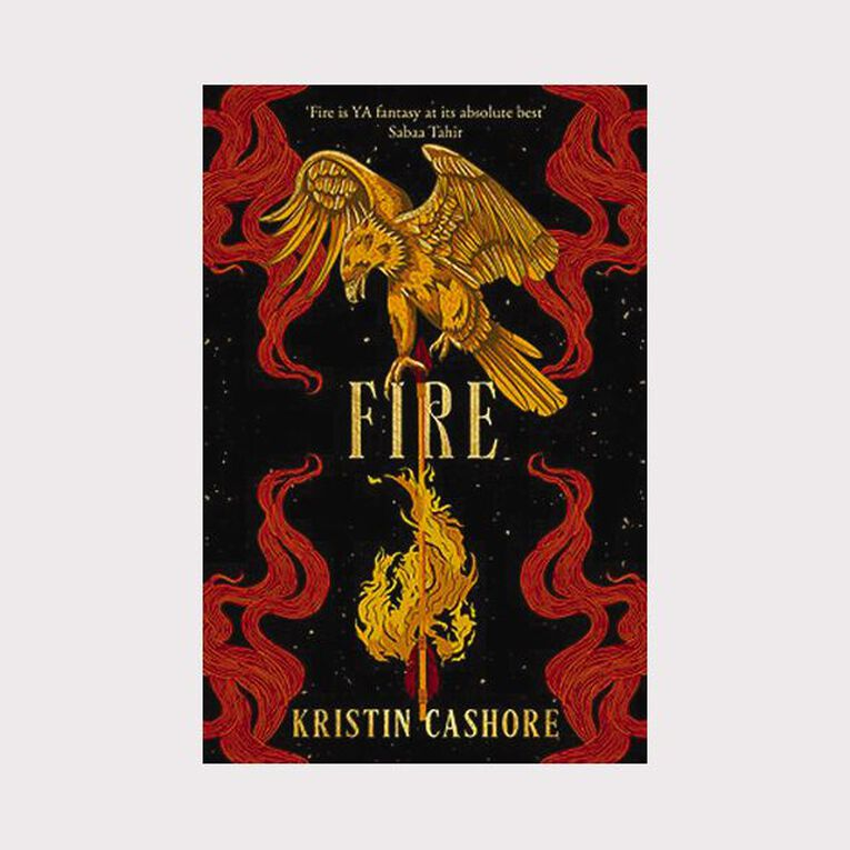 Fire by Kristin Cashore, , hi-res image number null
