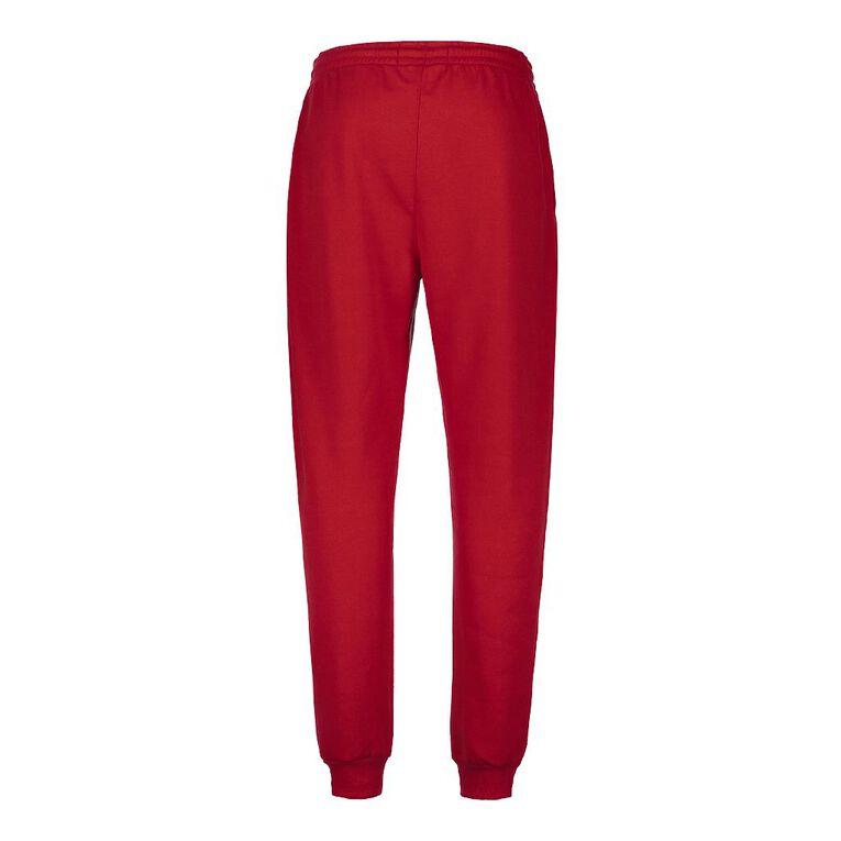Garage Men's Fresh Trackpants, Red, hi-res