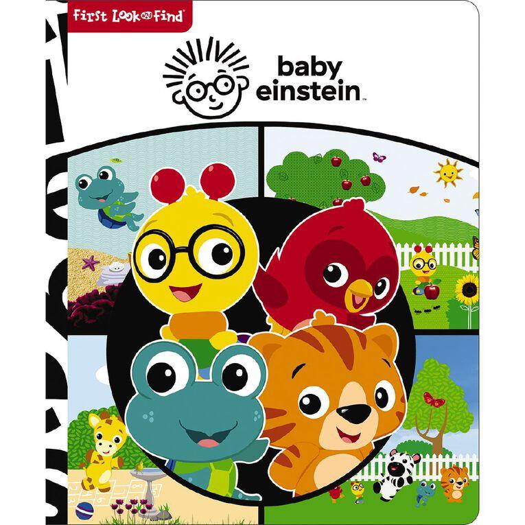 My First Look & Find: Baby Einstein, , hi-res