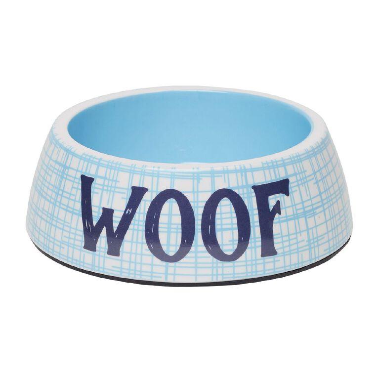 Simply Dog Bowl Medium Assorted Design, , hi-res