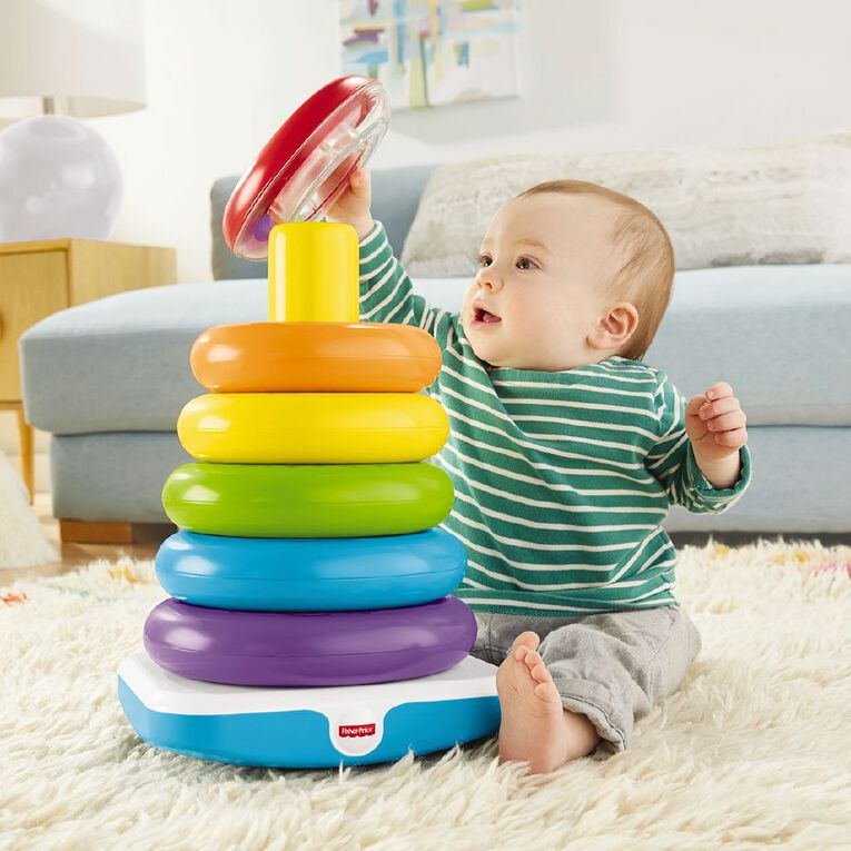 Fisher-Price Giant Rock-a-Stack, , hi-res