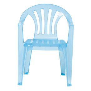 Taurus Kids' Chair Blue