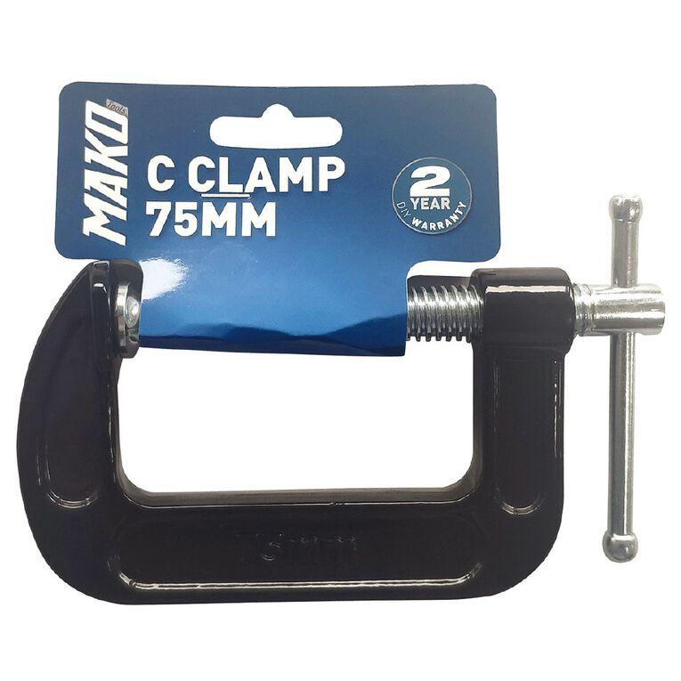 Mako C Clamp 75mm, , hi-res