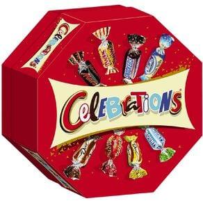 Mars Celebrations Chocolates 186g