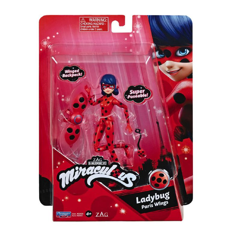 Miraculous Ladybug Small Dolls Assorted, , hi-res