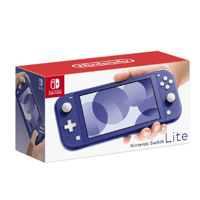 Nintendo Switch Console Lite Blue, , hi-res