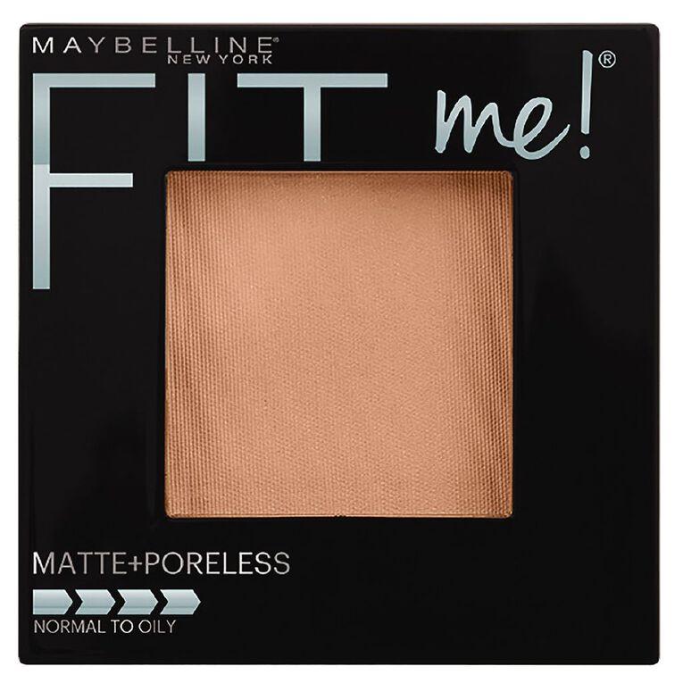 Maybelline Fit Me Matte & Poreless Powder True Beige 222, , hi-res