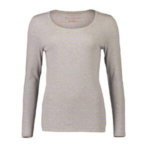 Underworks Women's Long Sleeve Thermals