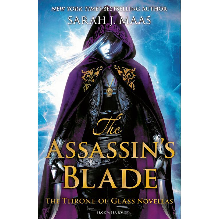Throne of Glass: The Assassin's Blade by Sarah J Maas, , hi-res