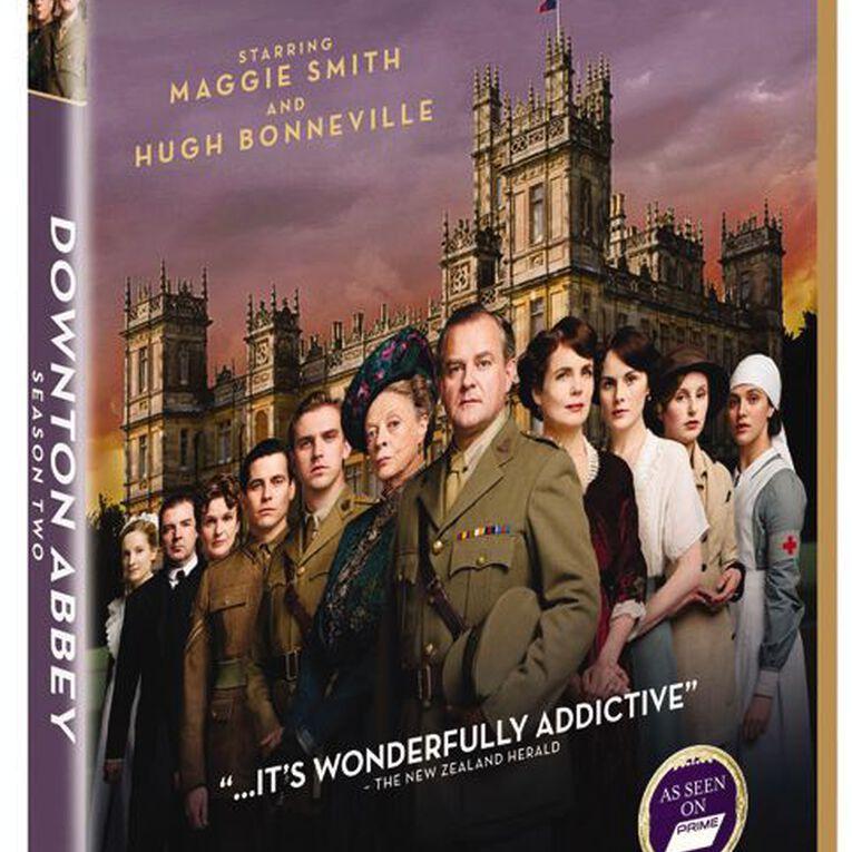 Downton Abbey Season 2 DVD 4Disc, , hi-res