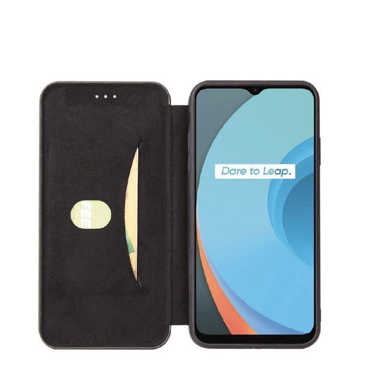 INTOUCH Huawei Y5p Milano Wallet Case Black, , hi-res