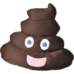 Amscan Poophead Hat Brown Adult