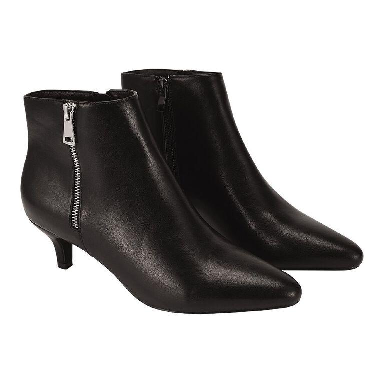 H&H Sasha Boots, Black, hi-res