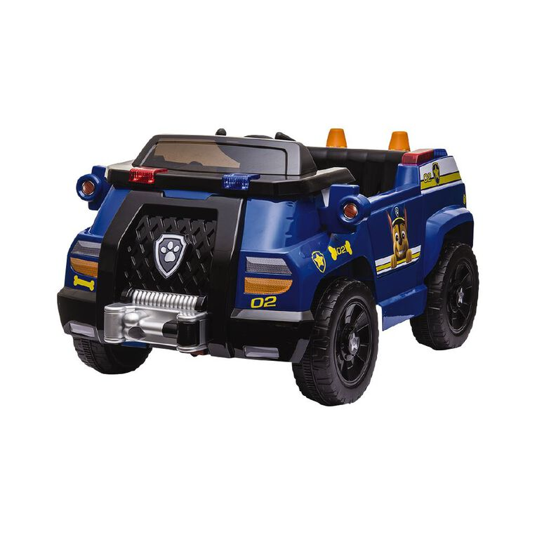 Paw Patrol Chase Battery Ride On, , hi-res