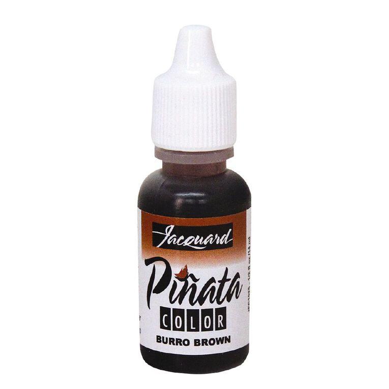 Jacquard Pinata Alcohol Ink 14.79ml Burro Brown, , hi-res image number null