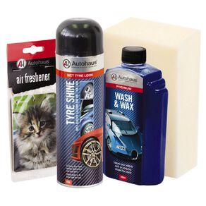 Autohaus Essentials Gift Pack 4 Piece