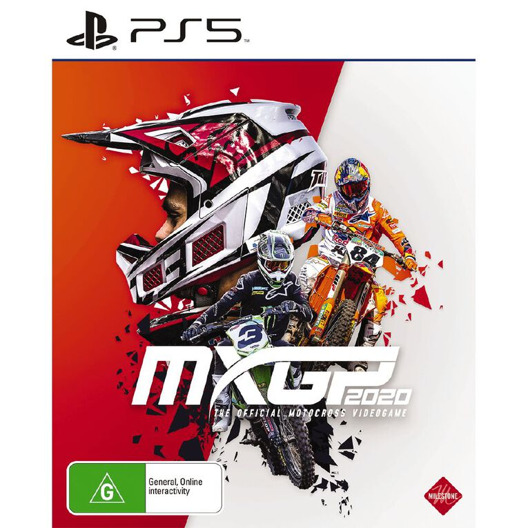 PS5 MXGP 20, , hi-res image number null