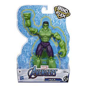 Marvel Avengers Bendy Figures Assorted