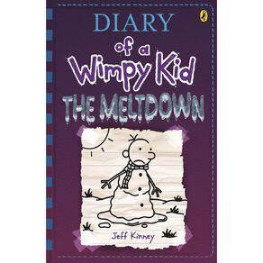 Diary of a Wimpy Kid #13 Meltdown by Jeff Kinney N/A