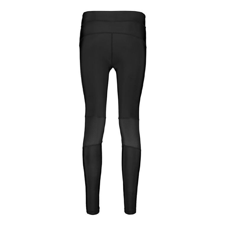 Active Intent Women's Compression Fit Pants, Black, hi-res image number null