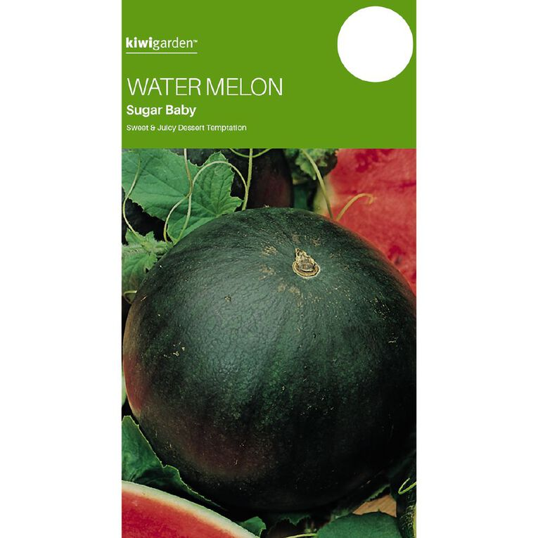 Kiwi Garden Water Melon Sugar Baby, , hi-res