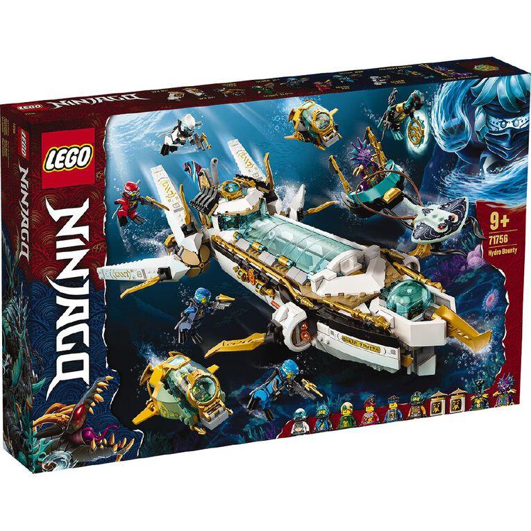 LEGO Ninjago Hydro Bounty 71756, , hi-res