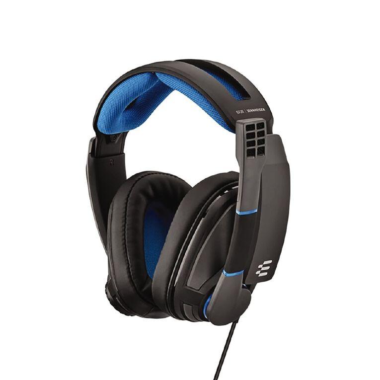 Sennheiser GSP 300 Multi-Platform Gaming Headset Black/Blue, , hi-res