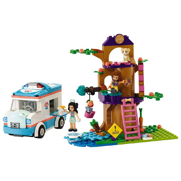 LEGO Friends Vet Clinic Ambulance 41445, , hi-res