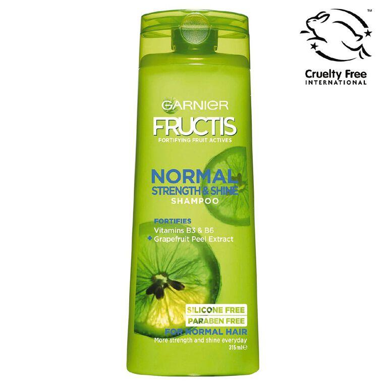 Garnier Fructis Normal Shampoo 315ml, , hi-res