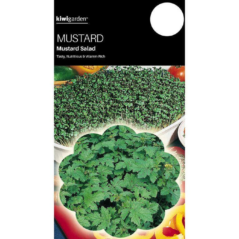 Kiwi Garden Mustard Salad, , hi-res