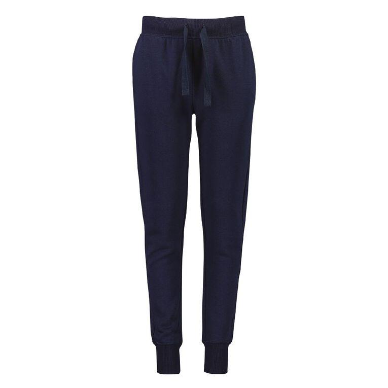 Young Original Jogger Trackpants, Blue Dark, hi-res image number null