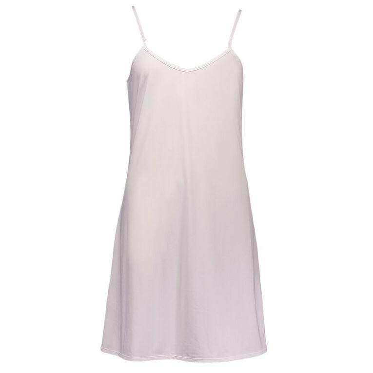 H&H Women's Everyday Slip, White OLD fabric, hi-res