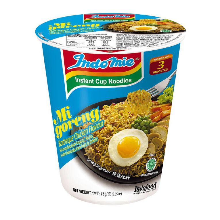 Indomie Mi Goreng BBQ Chicken Cup, , hi-res