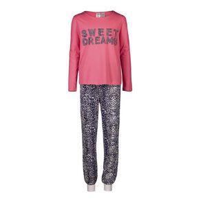 H&H Girls' Long Sleeves Pyjamas