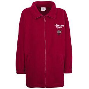 Schooltex Linwood North Polar Fleece Jacket with Embroidery