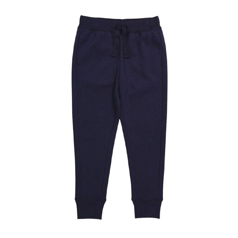 Young Original Jogger Trackpants, Blue Dark, hi-res