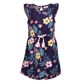 Young Original Girls' Ruffle Sleeve Dress