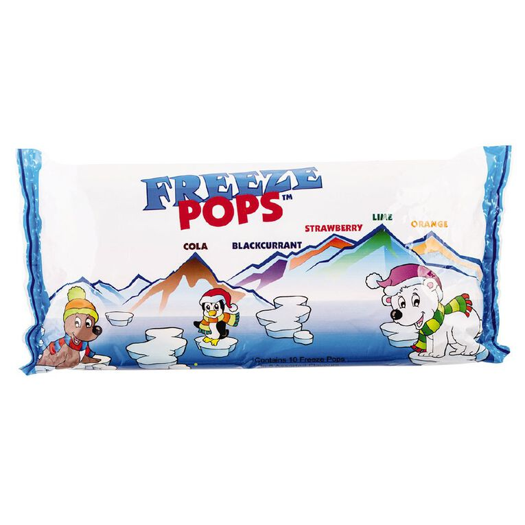 Freeze Pop 80ml 10 Pack, , hi-res