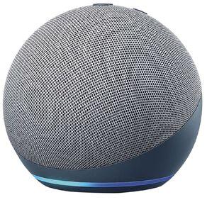 Amazon Echo Dot (4th Gen) Twilight blue